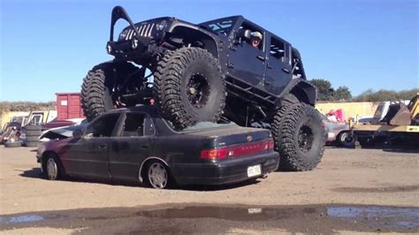 jeep kraken release the kraken by cop4x4 youtube