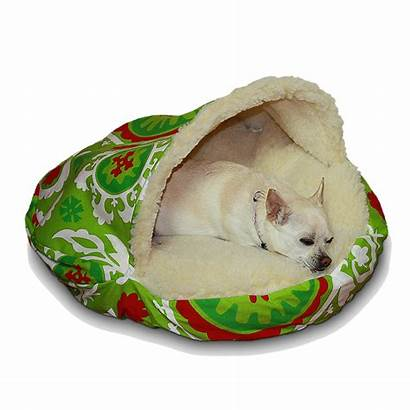 Cave Dog Cozy Beds Bed Snoozer Holiday