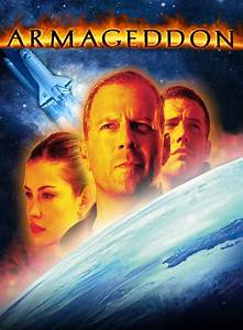 Armageddon (1998) - Posters — The Movie Database (TMDb)