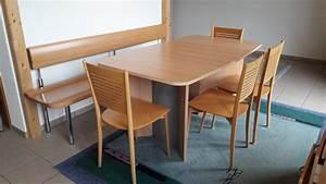Esstisch Mit Stühlen Gebraucht : esstisch mit bank und st hlen kaufen auf ricardo ~ A.2002-acura-tl-radio.info Haus und Dekorationen