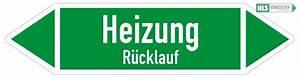Heizung Vorlauf Rücklauf : heizung r cklauf luftrichtungspfeil din 2403 farbkennzeichnung ~ Jslefanu.com Haus und Dekorationen