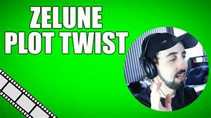 ZORDTV ZELUNE PLOT TWIST - GREEN SCREEN (TELA VERDE ...