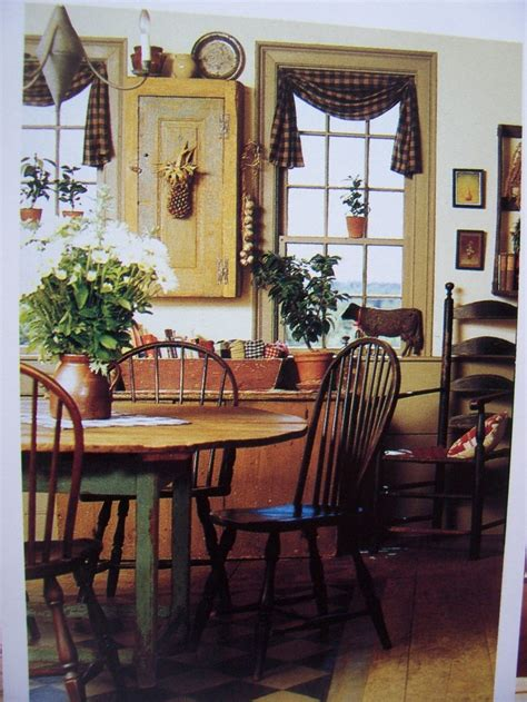american country kitchen 24 best curtains images on primitive curtains 1229