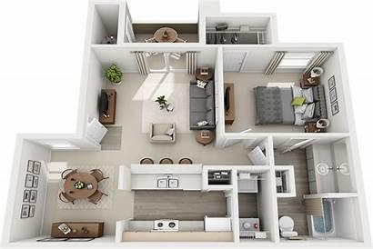 Bedroom Apartments Luxury Vegas Las Apartment Floor