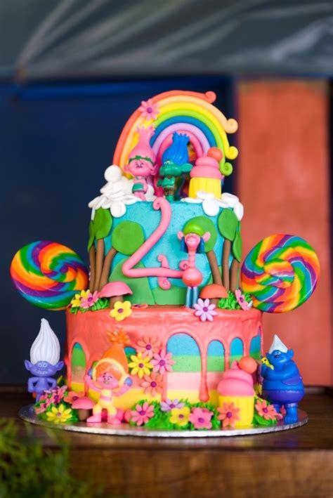 karas party ideas trolls birthday party karas party ideas