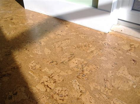 cork flooring concrete cork flooring