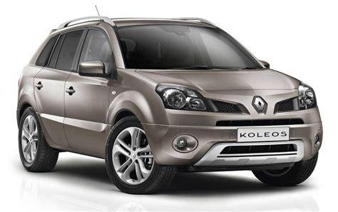 Renault Koleos Backgrounds opiniones de renault koleos