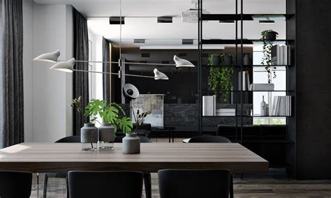 An Approachable Take On Luxury Apartment Design : 481 Best Images About Dining Room Design On Pinterest