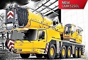 Grove Gmk5250l 300 Ton All Terrain Crane For Sale