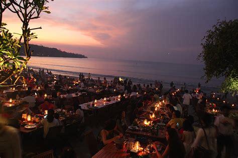jimbaran bay restaurants jimbaran bay seafood