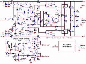 Car Power Amplifier Circuit