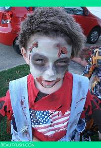Zombie Halloween Costumes For Kids Homemade
