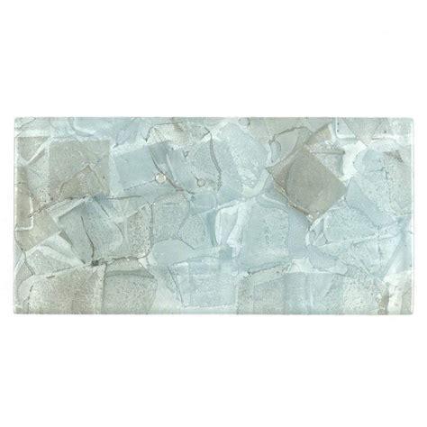 liquid glass subway tile aqua    mineral tiles