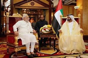 Modi's UAE visit triggers bitter online exchanges - Livemint