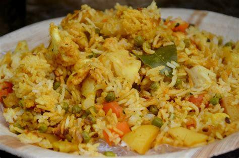 biryani aux légumes inde la p 39 tite cuisine de pauline