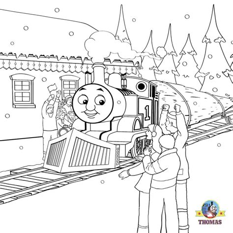 Thomas Tank Engine Coloring Pages Thomas Free Engine
