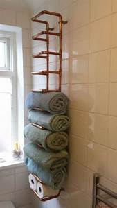 18 creative useful diy storage ideas for tiny bathrooms With 7 creative ideas for bathroom towel storage