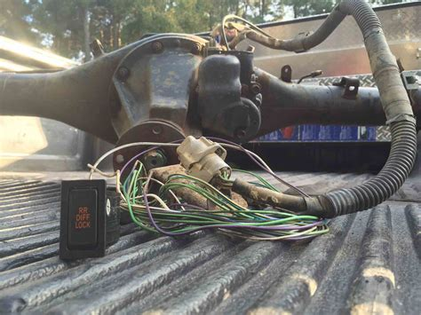 Tacoma Wiring Harness For Locker Page Toyota
