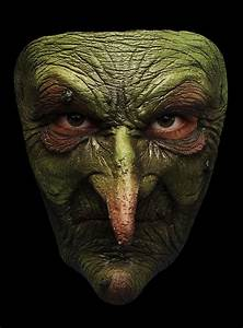 Swamp Witch Horror Mask - maskworld com