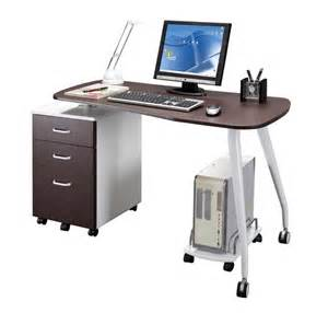 magnificent ergonomic modern office computer desk with simple stylish design and strong material