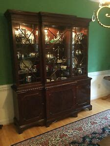 baker china cabinet ebay
