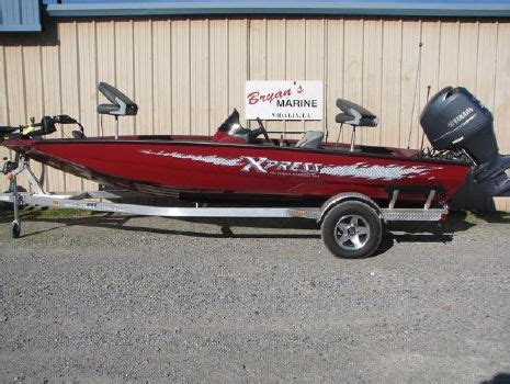Xpress X19 Bass Boat by Page 1 Of 1 Xpress X19 Boats For Sale Boattrader
