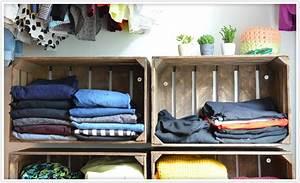 Kisten Als Regal : kleiderschrank aus obstkisten felicity diy blog ~ Markanthonyermac.com Haus und Dekorationen