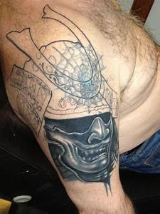 Samurai Mask Tattoos Designs, Ideas and Meaning | Tattoos ...