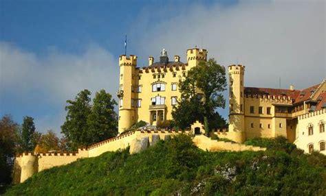 fairy tale castle hohenschwangau