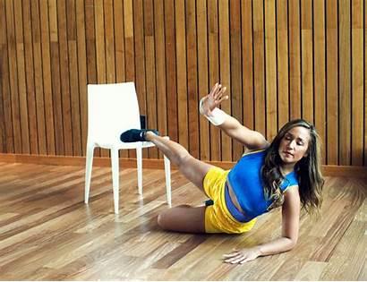 Nicole Waist Workout Side Winhoffer Coveteur Plank