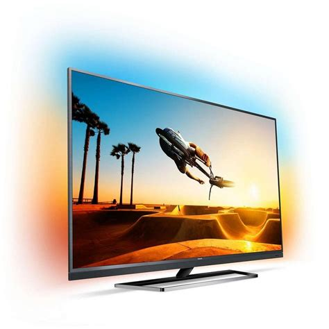 philips pus led fernseher  zoll  ultra hd