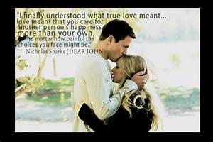 Book Quotes From Dear John. QuotesGram