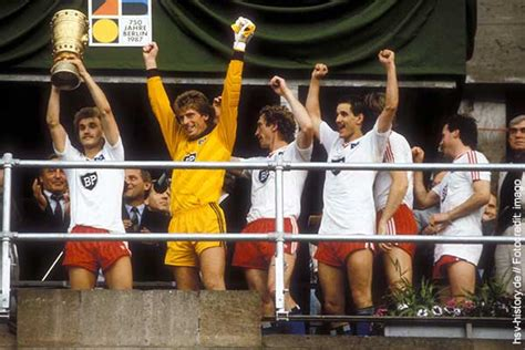 siege uefa dfb pokalsieger 1987 hamburger sv hsv history de