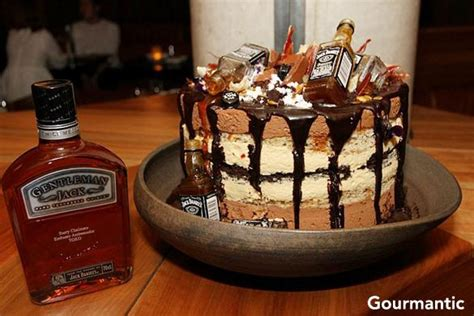 bourbon birthday cakes