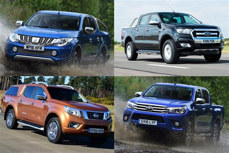 Best Pick-up Trucks 2018