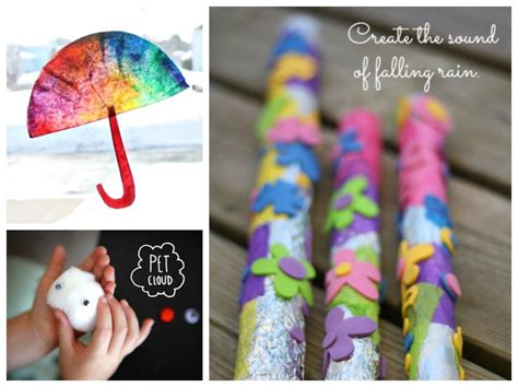 mollymoocrafts rainy day crafts activities