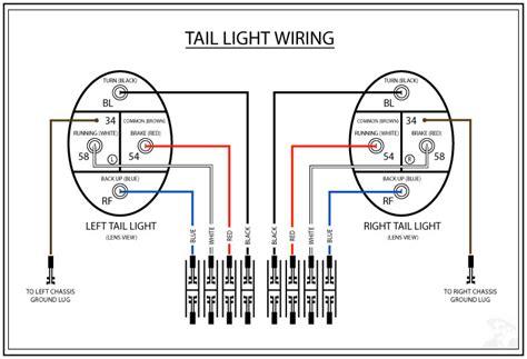 Thesamba Gallery Tail Light Wiring Diagram Wrong