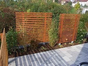 Sichtschutz Garten Selber Bauen : mobiler sichtschutz garten selber bauen wiiwohn best garten ideen sichtschutz ~ Orissabook.com Haus und Dekorationen