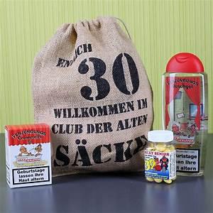 Geschenkideen Zum 30 Geburtstag : geburtstagsgeschenk set 30 genie bare geschenkidee f r ~ A.2002-acura-tl-radio.info Haus und Dekorationen