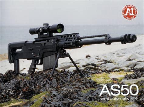accuracy international  semi auto  bmg rifle