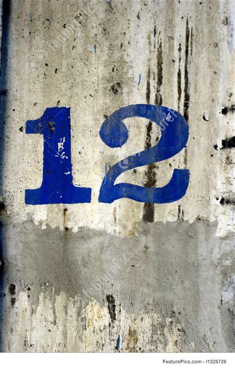 number twelve picture