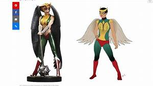 More SJW-approved superhero costume re-designs - YouTube