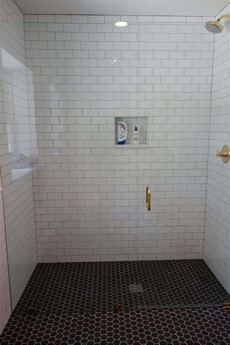 myths   level curbless showers shower doors