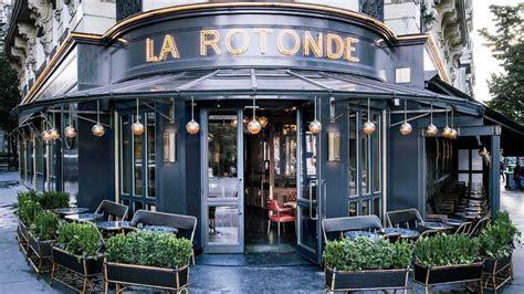 Restaurant La Rotonde  Lucien Gau
