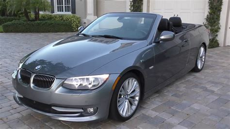 2011 Bmw 335i Reviews by 2011 Bmw 335i Convertible In Depth Review And Test Drive