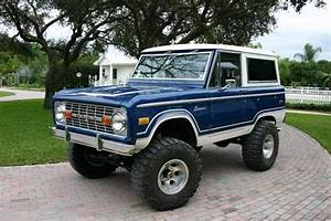 Ford Bronco First Generation - reviews, prices, ratings with various photos