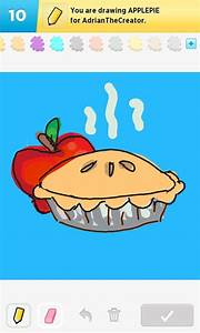 Applepie Drawings - How to Draw Applepie in Draw Something ...