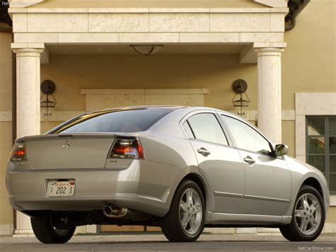 Mitsubishi Galant GTS picture # 13 of 28, Rear Angle, MY ...