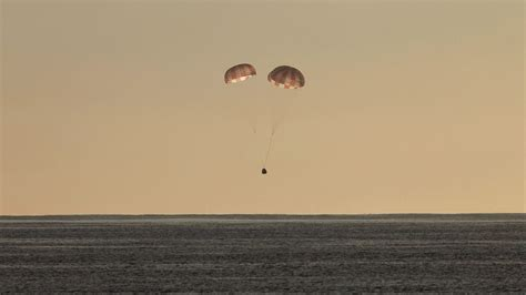 Crs10 Dragon Unberthed, Recovered In Pacific Ocean