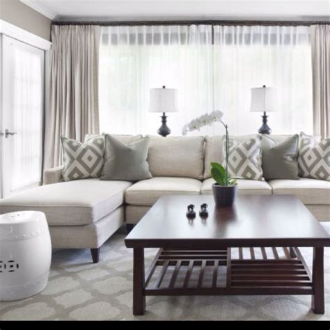 Living Room Window Curtain Ideas by 50 Minimalist Living Room Ideas For A Stunning Modern Home
